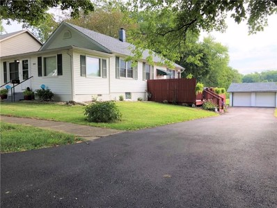 915 S Home Avenue, Franklin, IN 46131 - #: 21594265