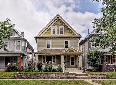 314 N Arsenal Avenue, Indianapolis, IN 46201 - #: 21595155