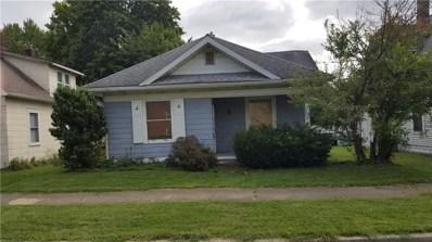 1121 E 8th Street, Anderson, IN 46012 - #: 21595370