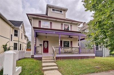 315 N Arsenal Avenue, Indianapolis, IN 46201 - #: 21595583