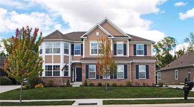 4992 Waterhaven Drive, Noblesville, IN 46062 - #: 21595844