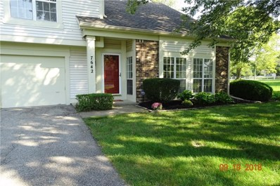 7642 Prairie Lake Drive, Indianapolis, IN 46256 - #: 21596162