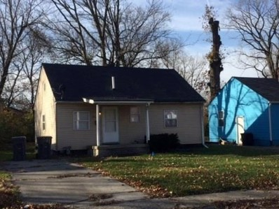 3036 N Temple Avenue, Indianapolis, IN 46218 - #: 21596460