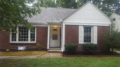 5822 N Oxford Street, Indianapolis, IN 46220 - #: 21598291