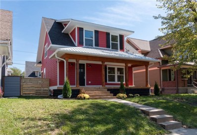 807 Eastern Avenue, Indianapolis, IN 46201 - #: 21598401