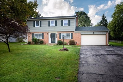 6825 Chapel Hill Road, Indianapolis, IN 46214 - #: 21599319