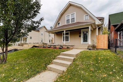 1325 Olive Street, Indianapolis, IN 46203 - #: 21599615