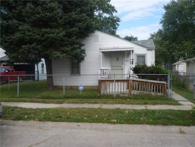 2831 N Temple Avenue, Indianapolis, IN 46218 - #: 21599661