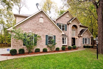 19484 Whispering Woods Court, Noblesville, IN 46060 - #: 21599999
