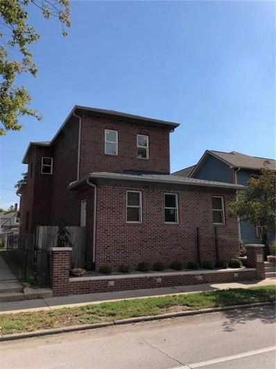 1655 N College Avenue, Indianapolis, IN 46202 - #: 21600555