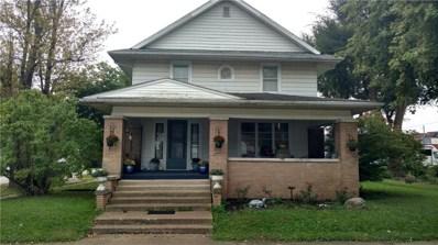 107 Jefferson Street, Kirklin, IN 46050 - #: 21600565