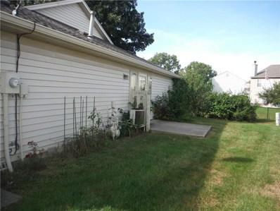 1332 Swan Drive, Franklin, IN 46131 - #: 21601709