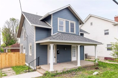 611 E 34TH Street, Indianapolis, IN 46205 - #: 21603963