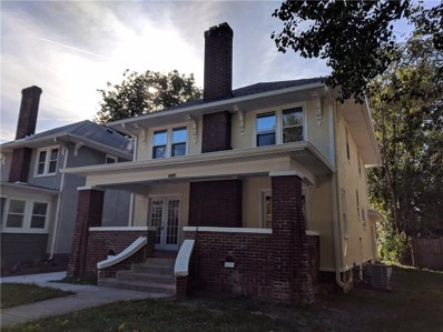 3544 N Guilford Avenue, Indianapolis, IN 46205 - #: 21604207