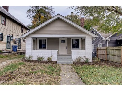 4357 Guilford Avenue, Indianapolis, IN 46205 - #: 21605727