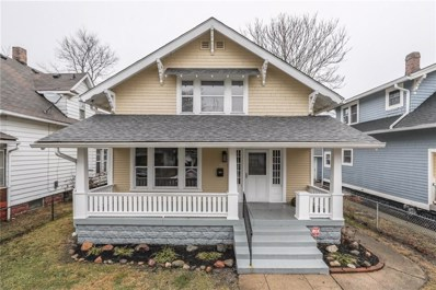 907 Eastern Avenue, Indianapolis, IN 46201 - #: 21606155
