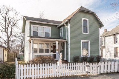 921 Lincoln Street, Anderson, IN 46016 - #: 21607268