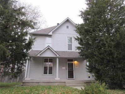 36 N Whittier Place, Indianapolis, IN 46219 - #: 21607426