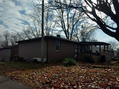 5688 N Clover Elm Drive, Fairland, IN 46126 - #: 21608060