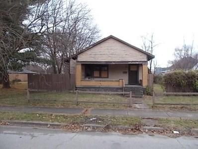 1609 Chestnut Street, Terre Haute, IN 47807 - #: 21610406