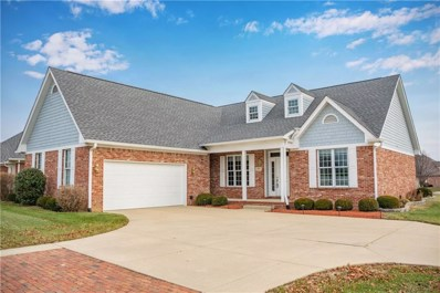 2341 Somerset Circle, Franklin, IN 46131 - #: 21610603