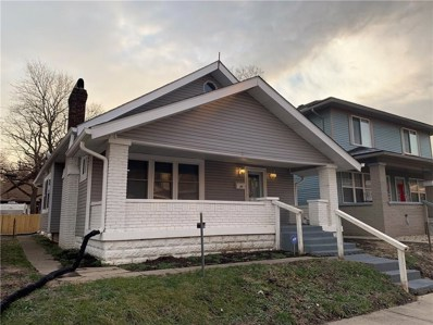 271 Hendricks Place, Indianapolis, IN 46201 - #: 21612105