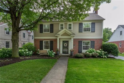 5867 N New Jersey Street, Indianapolis, IN 46220 - #: 21612634