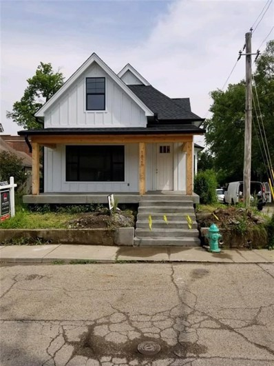1826 E 11th Street, Indianapolis, IN 46201 - #: 21613444