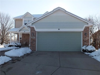 10111 E Park Royale Drive, Indianapolis, IN 46229 - #: 21614028
