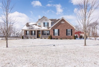 4055 S County Road 625 W, Knightstown, IN 46148 - #: 21616434