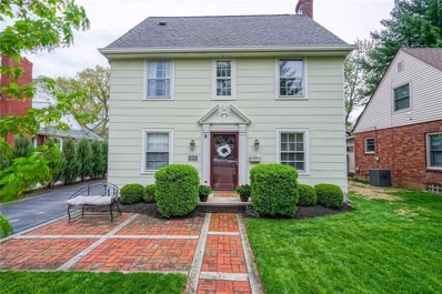 5855 N New Jersey Street, Indianapolis, IN 46220 - #: 21616857