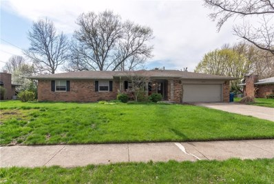 8250 Bishops Lane, Indianapolis, IN 46217 - #: 21632192