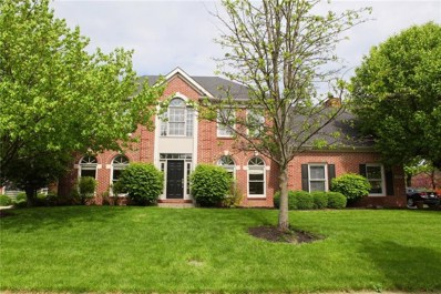 10808 Woodmont Lane, Fishers, IN 46037 - #: 21639318