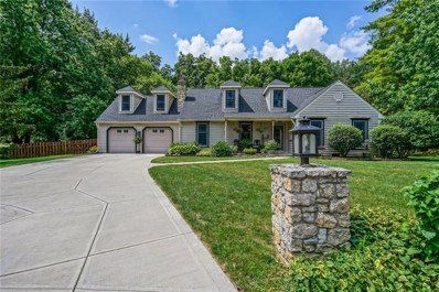 8837 Lincolncreek Circle, Indianapolis, IN 46234 - #: 21652931
