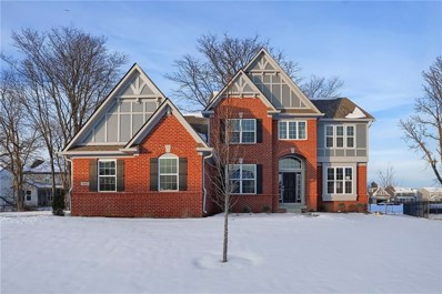 16402 Province Court, Fishers, IN 46040 - #: 21655418