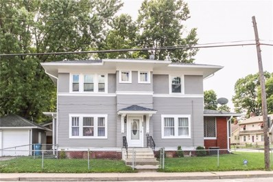 801 E 46th Street, Indianapolis, IN 46205 - #: 21656115