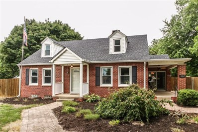 528 Lawrence Avenue, Indianapolis, IN 46227 - #: 21664926