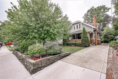 317 E 47th Street, Indianapolis, IN 46205 - #: 21665723