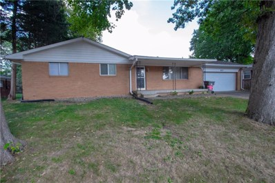 4237 S Walcott Street, Indianapolis, IN 46227 - #: 21668431