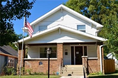 404 N Riley Avenue, Indianapolis, IN 46201 - #: 21674051