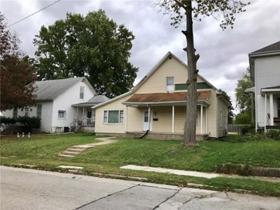 106 Woodlawn Place, Crawfordsville, IN 47933 - #: 21675354