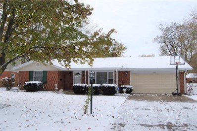 1305 Morningside Drive, Anderson, IN 46011 - #: 21681441