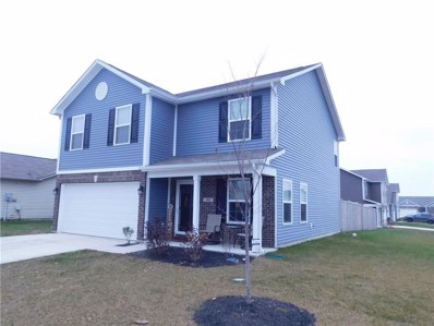 184 Thistle Wood Drive, Greenfield, IN 46140 - #: 21683562