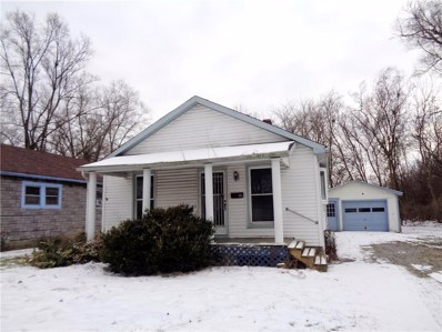 705 W 24th Street, Anderson, IN 46016 - #: 21684077