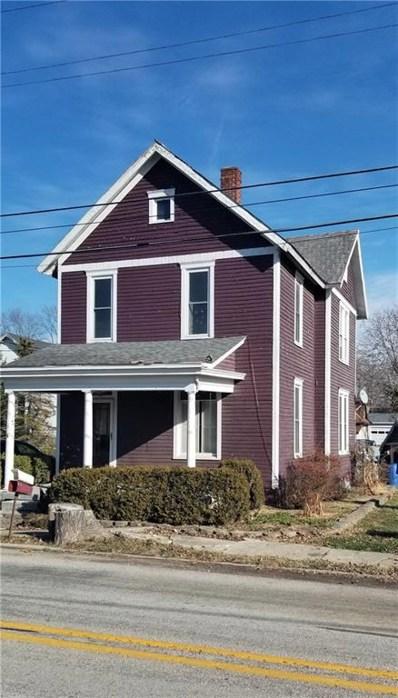 210 N 1st Street, Lewisville, IN 47352 - #: 21685440