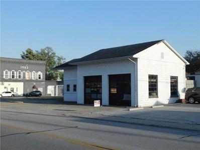 60 Crawford Street, Montezuma, IN  - #: 21767635