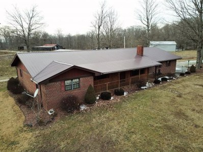 18237 McGuire Ridge Rd, Laurel, IN 47024 - #: 303194