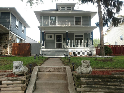 305 N Union Street, Independence, MO 64050 - #: 2071030