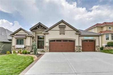 9226 Cottonwood Canyon Drive, Lenexa, KS 66219 - #: 2095011