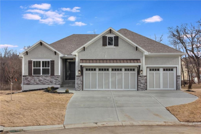 1013 SE Wood Ridge Court, Blue Springs, MO 64014 - #: 2098043